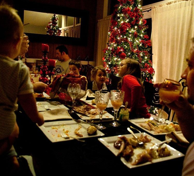 Holiday Explosion and a Thanksgiving Menu Plan