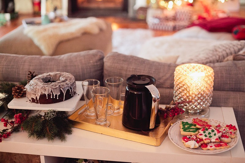 Christmas with Keurig  | A festive Holiday dessert and coffee bar featured by top Florida life and style blog, Fresh Mommy Blog