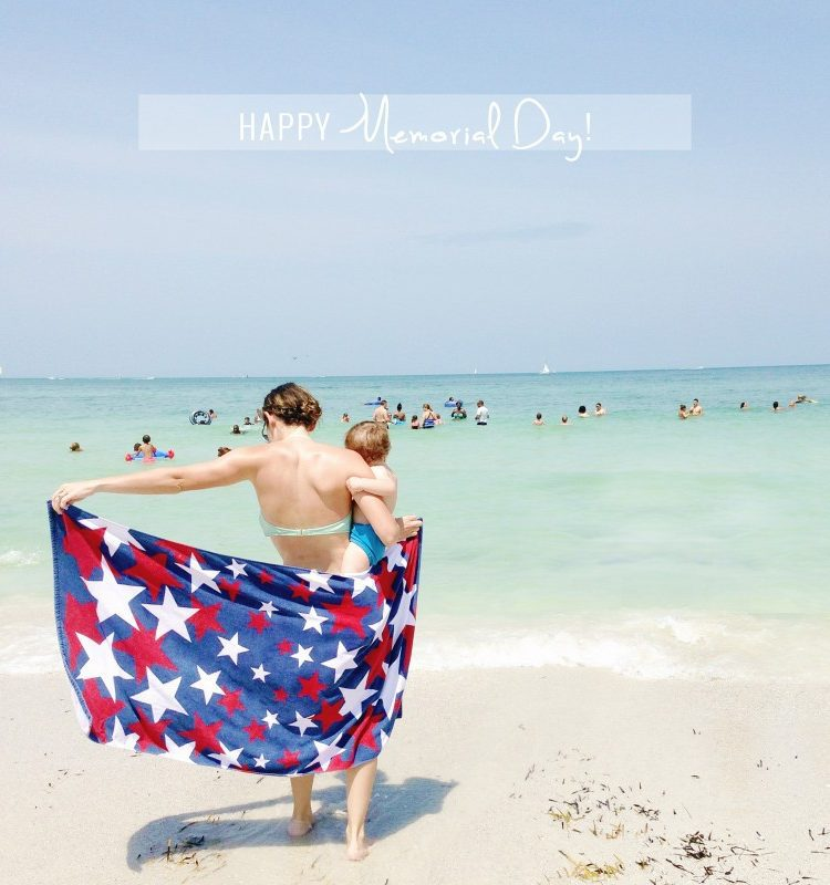 Beach life and memorial day sales and specials!