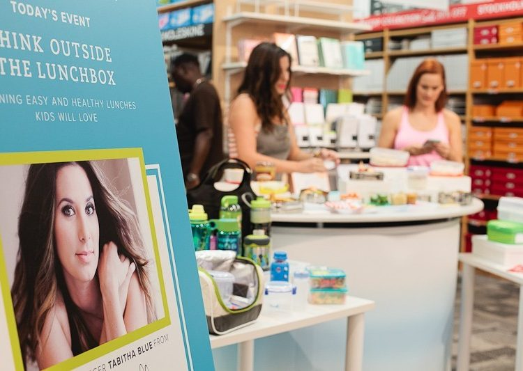 Lunchbox Tips and Free Download   The Container Store Event Recap