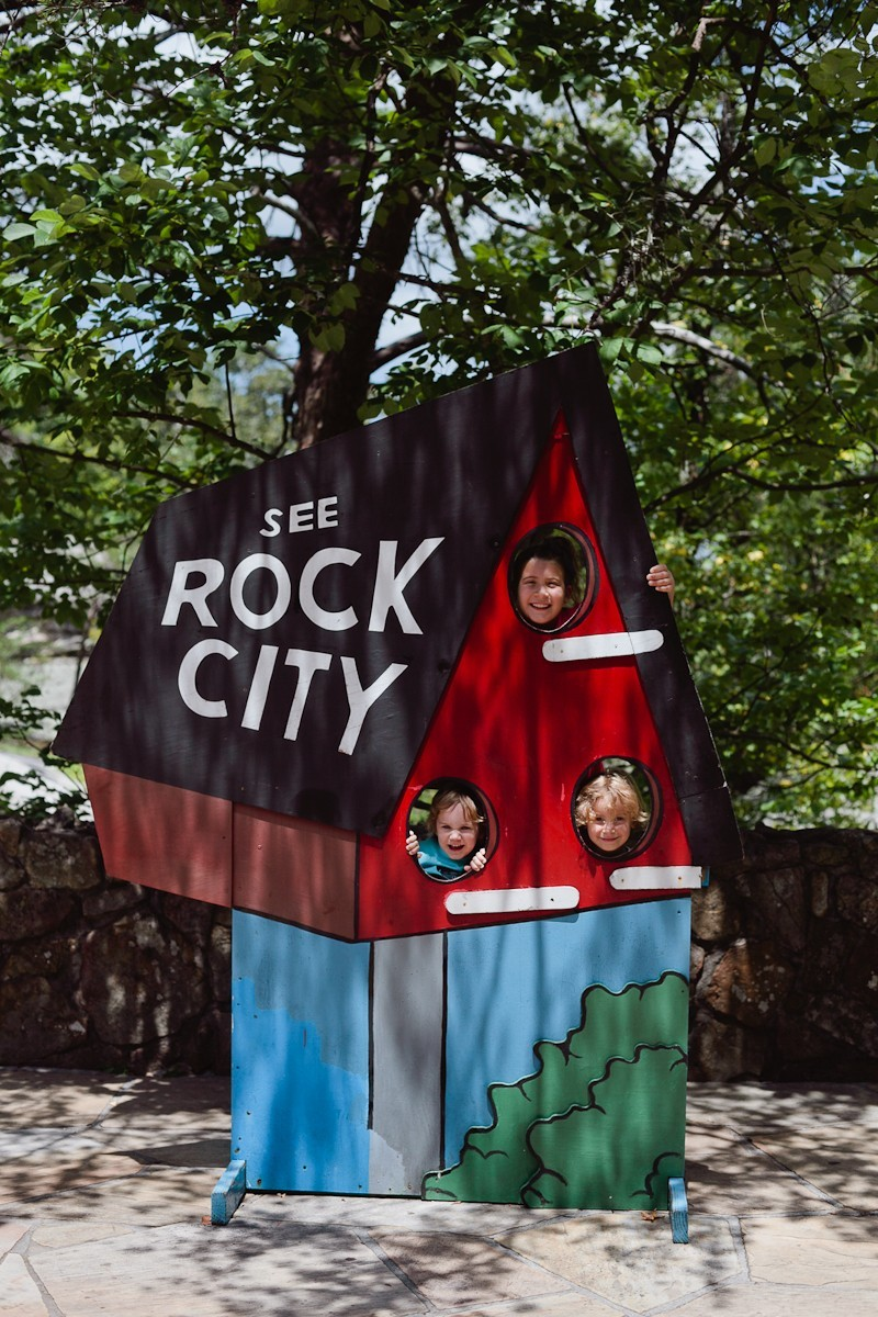 The best spots in Chattanooga, TN at Rock City