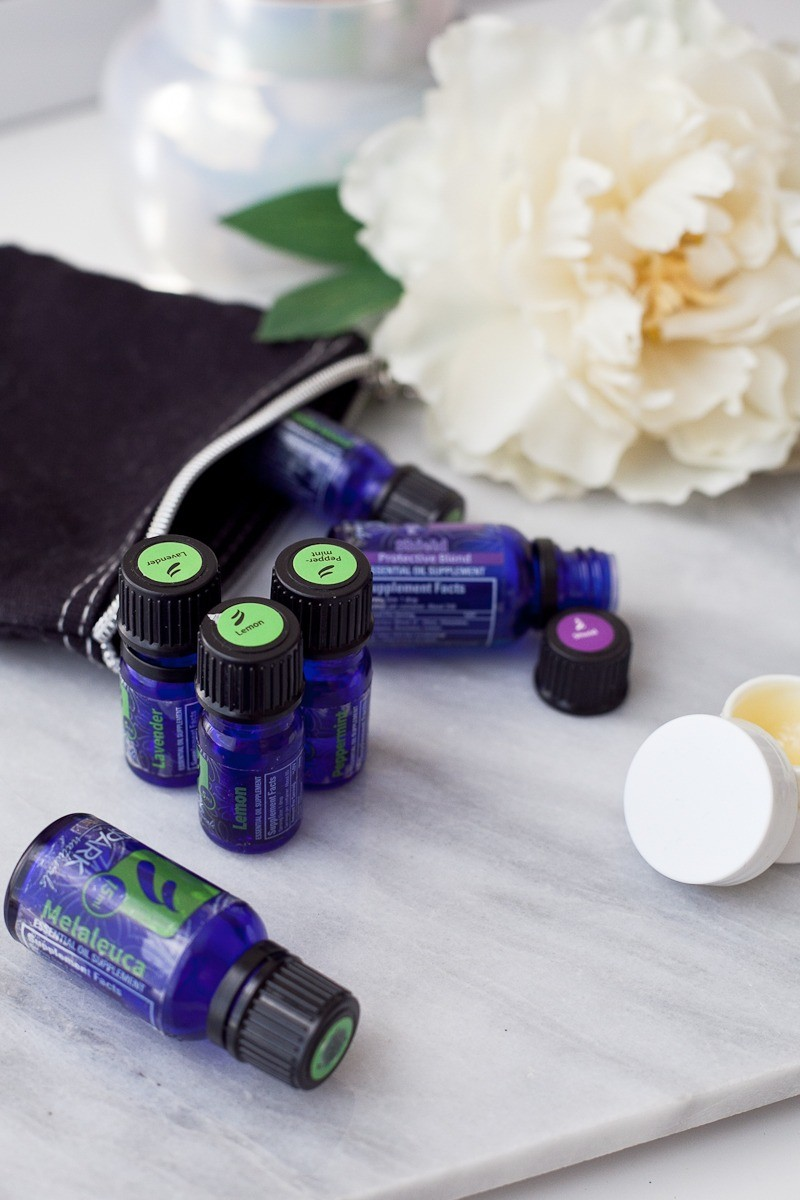 Top essential oils for travel and why you don't want to leave home without them.   Essential Oils for Travel by popular Florida lifestyle blog, Fresh Mommy Blog: image of Spark essential oils.