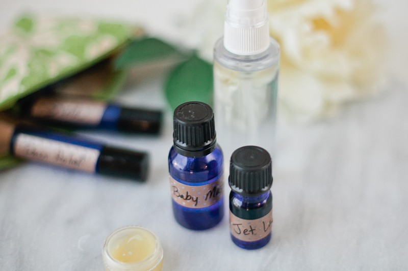 Essential Oils for Postpartum Care by popular Florida lifestyle blogger Fresh Mommy Blog
