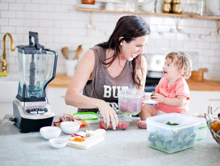 Morning Smoothie Makeover