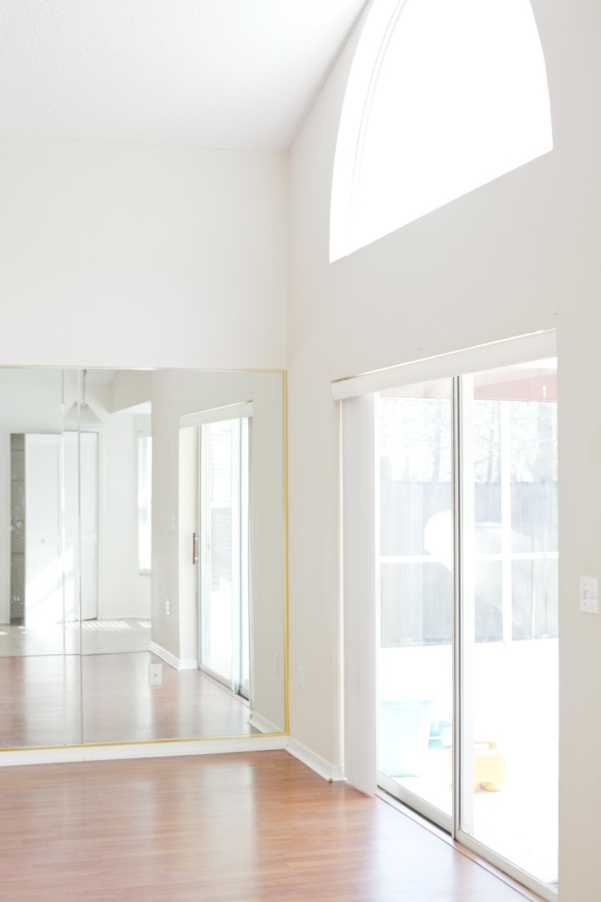 New House to Home web series and a look at the BEFORE of this home. This bright living space is being transformed in a new home remodel DIY show!!!
