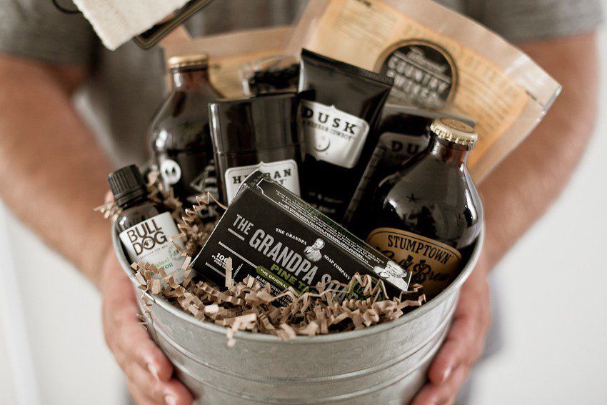 Manly Pampering Fathers Day Gift Ideas, aka Man-pering