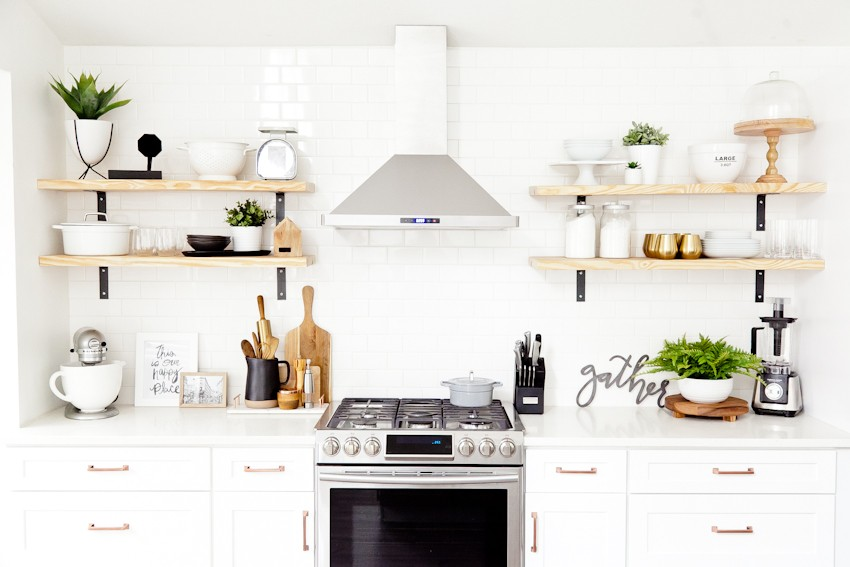 5 Insider Tips to Perfect the Art of Kitchen Open Shelves