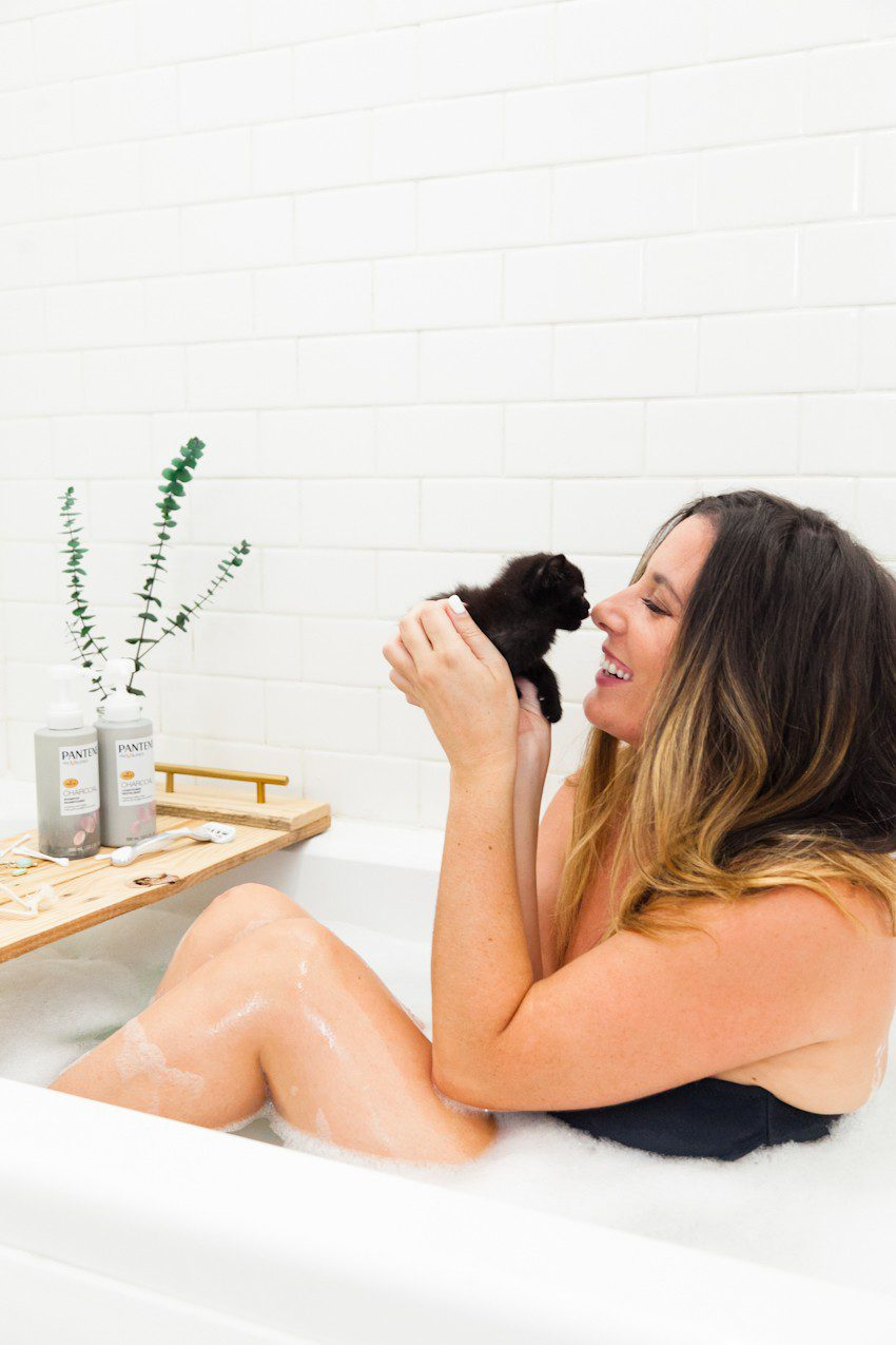 How Long Can You Go Without Washing Your Hair? Hair Care Tips featured by popular Florida life and style blogger, Tabitha Blue of Fresh Mommy Blog