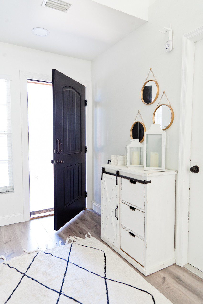 Popular Front Door Color Ideas featured by top Florida lifestyle blog, Fresh Mommy Blog