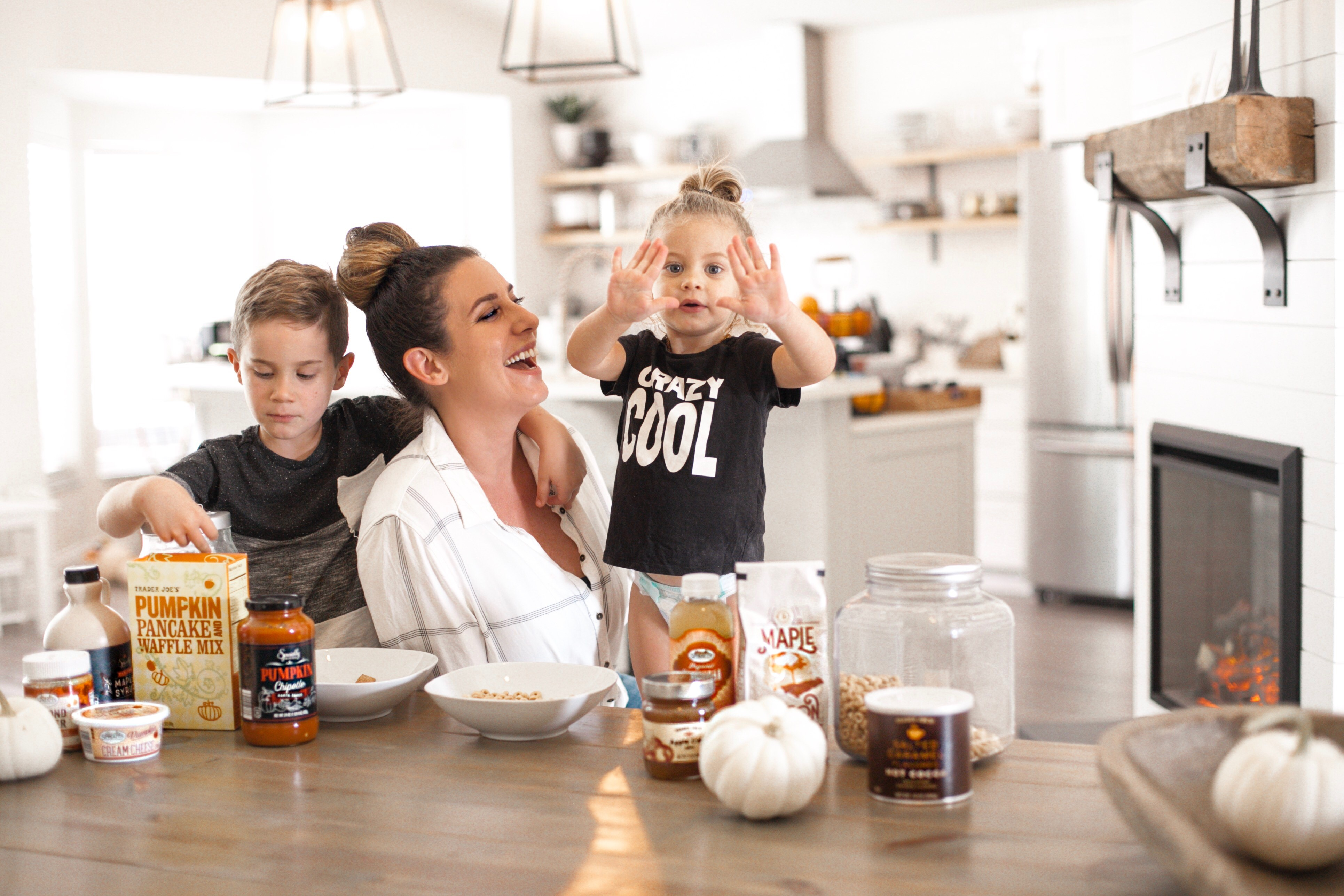 What to buy at Sprouts Farmers Market, Trader Joe's and ALDI this fall! All of our delicious pumpkin favorites and fall flavors! A shopping guide from top Florida lifestyle blogger Tabitha Blue of Fresh Mommy Blog.