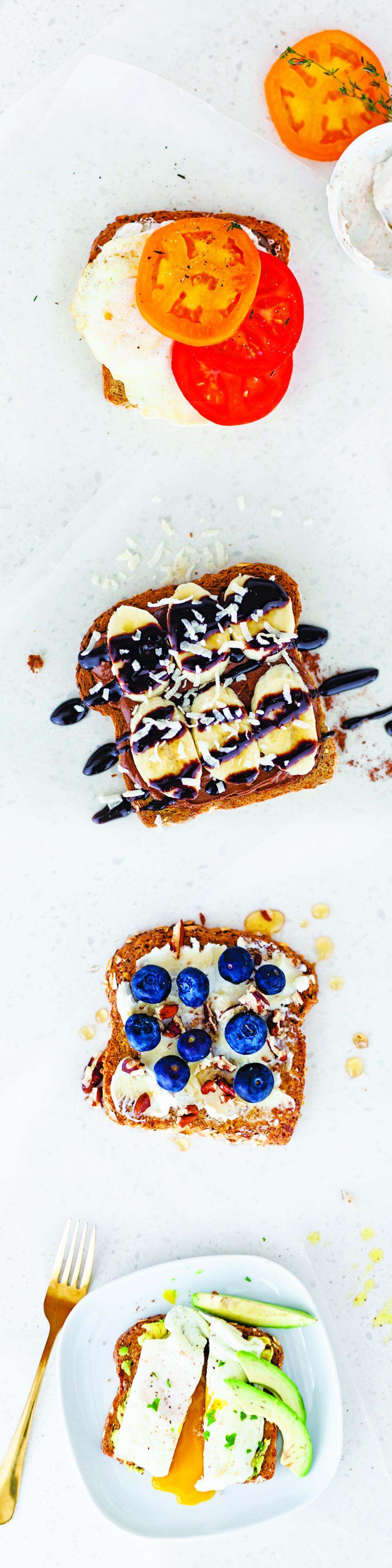 5 Anti-Aging Ways to Elevate the Best Toast Recipes featured by top US lifestyle blog, Fresh Mommy Blog