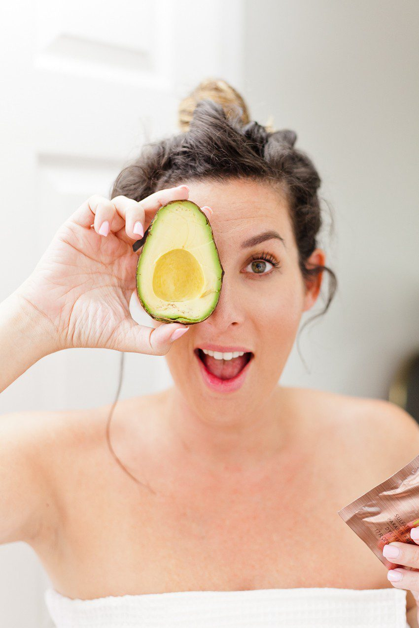 3 Ways to Embrace Out of This World Pregnancy Hair, Hair Food review featured by top US life and style blog, Fresh Mommy Blog