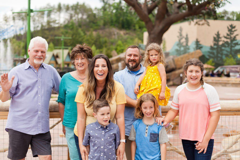 A Day at Dollywood and the new Wildwood Grove | VIDEO with Southern Living and Tabitha Blue of Fresh Mommy Blog
