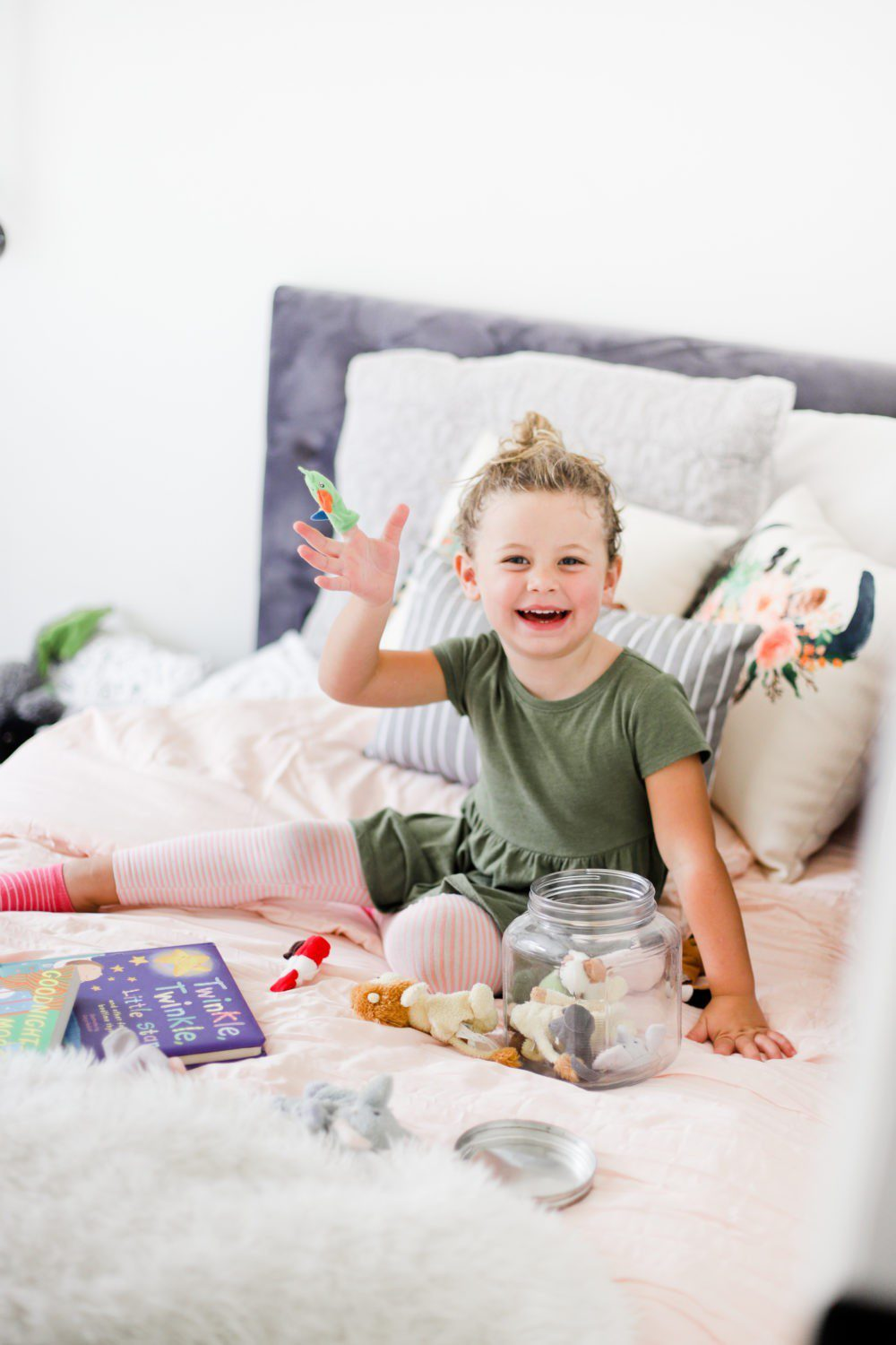 6 Best Tips to Transition Your Child from Crib to Toddler Bed: Aria's Big Girl Bed