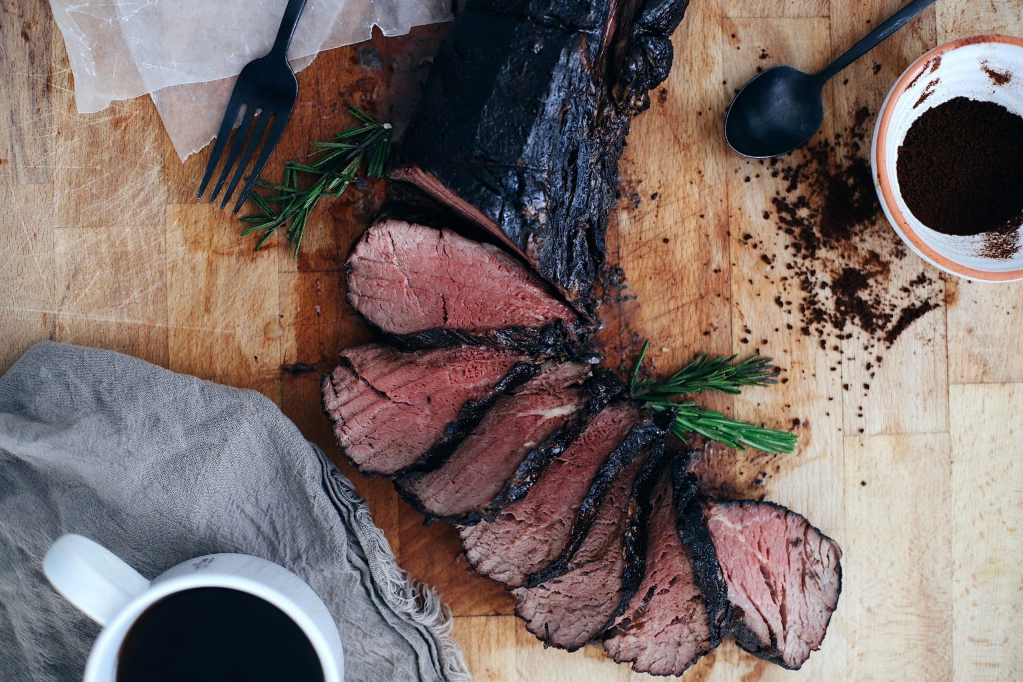 Best Way to Cook Beef Tenderloin – Espresso Crusted Chateaubriand