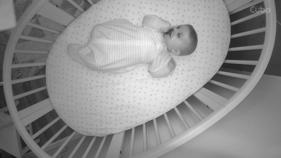 Automatic image capture from the Cubo Ai Smart Baby Monitor