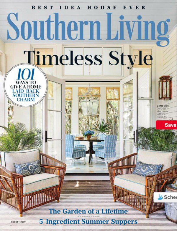 Southern Living Magazine for Dollywood Feature