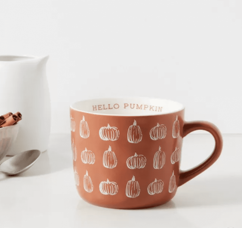 16 Cute Fall Coffee Mugs from Target and More to Add to your Collection from Tabitha Blue of Fresh Mommy Blog