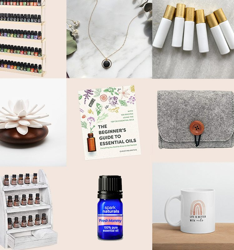 Ultimate Gift Guide: Essential Oil Gift Ideas
