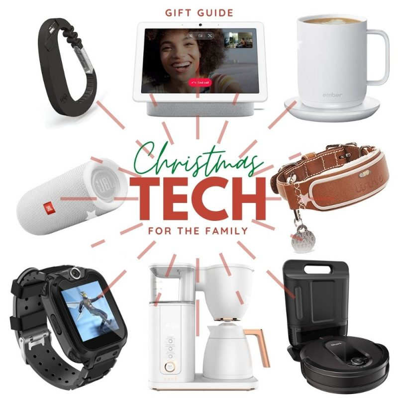 Holiday Shopping 2020: Best Tech Gift Ideas for the Whole Family featured by top Florida lifestyle blogger, Tabitha Blue of Fresh Mommy Blog.