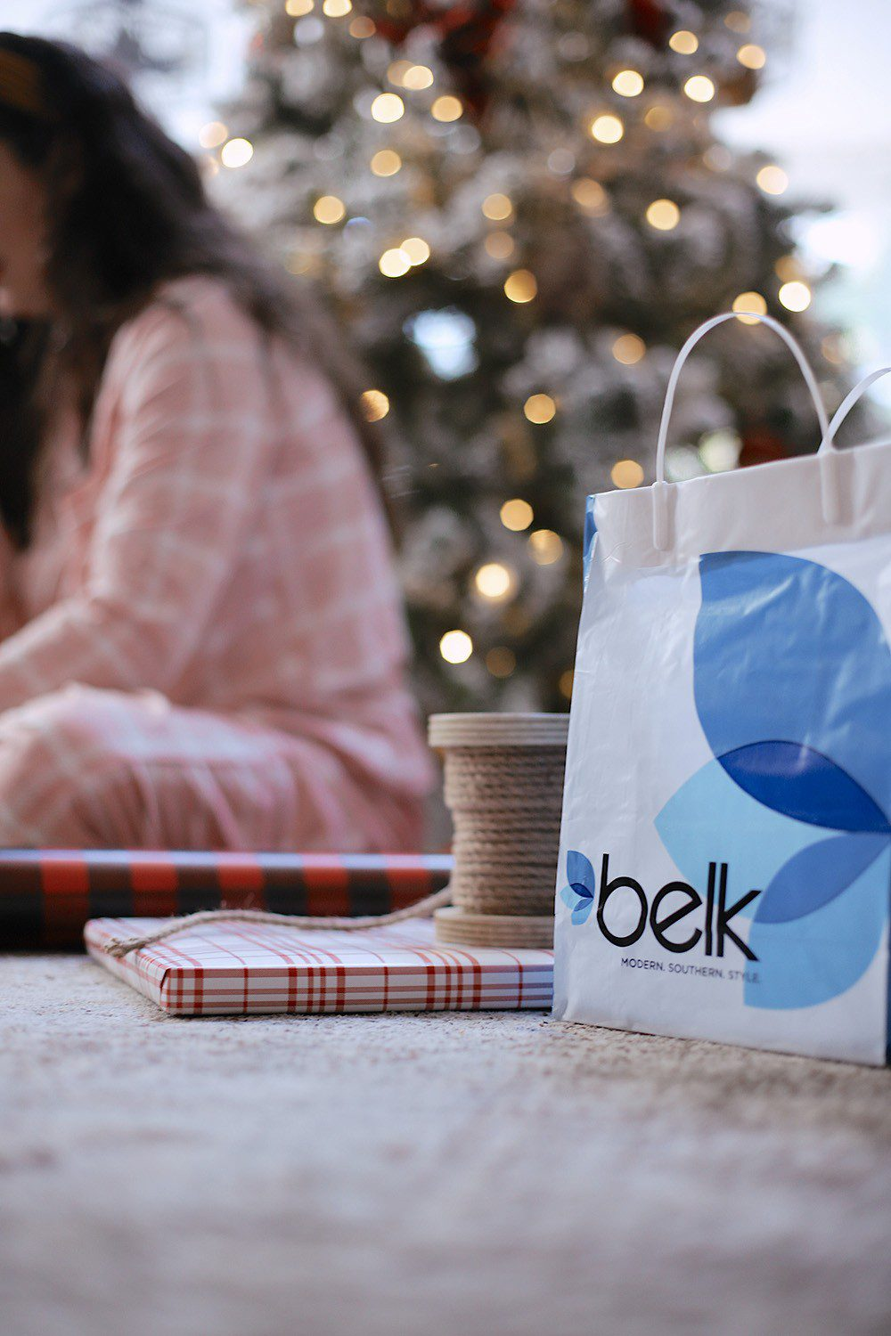 How to Shop Belk's Very Merry Surprise _ Tabitha Blue