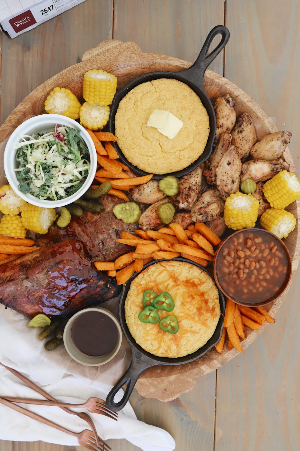 How to Make a Mouthwatering BBQ Charcuterie Board With Slow Cooker Ribs