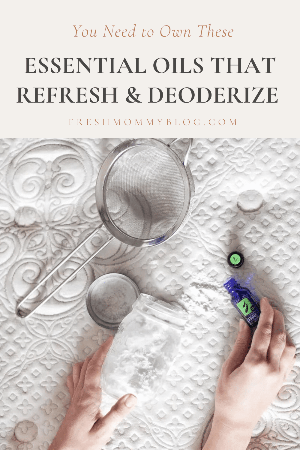essential oils for refreshing