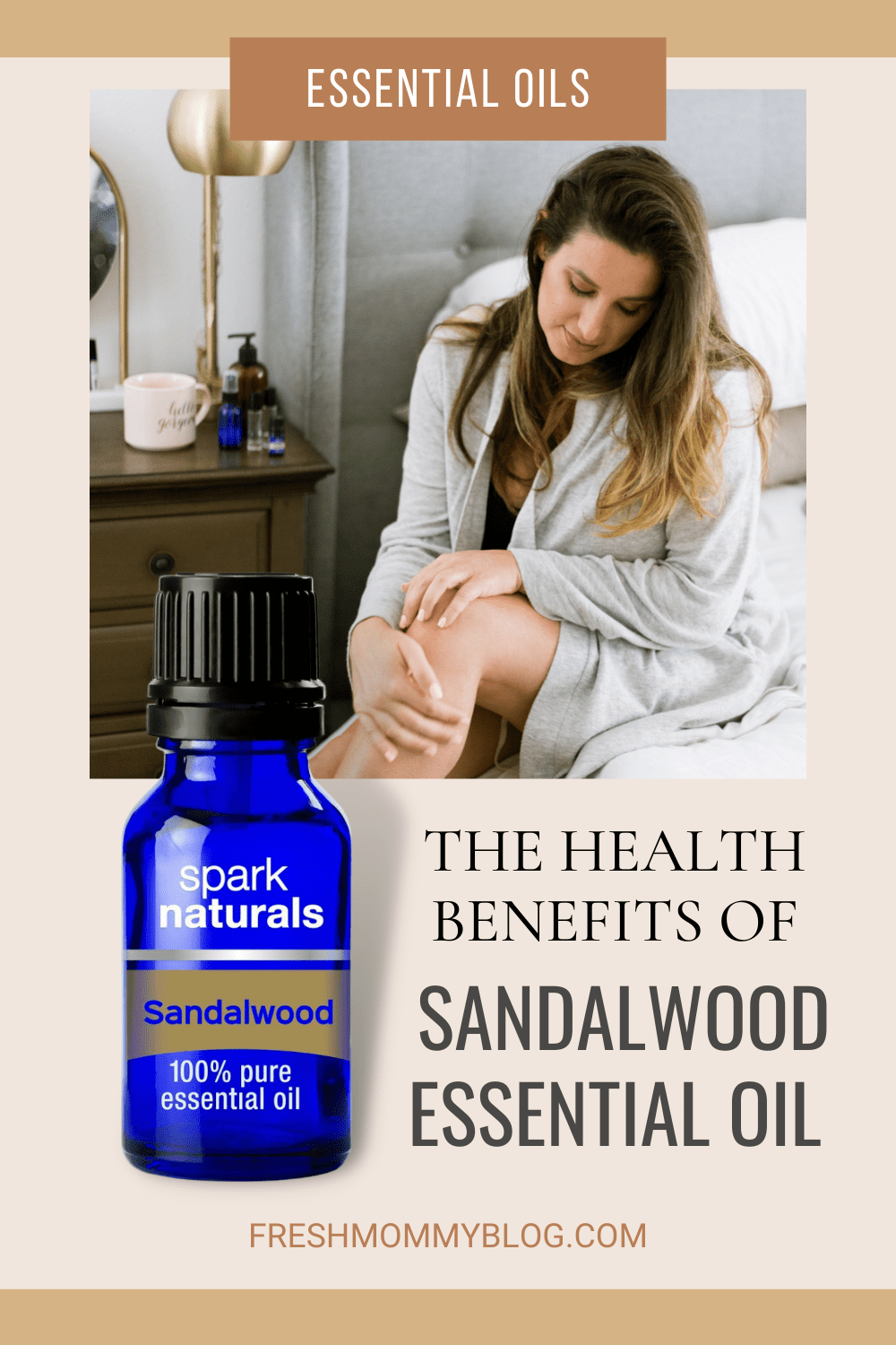 Surprising Sandalwood Essential Oil Health Benefits and Uses! Sandalwood essential oil has become a must-have in my natural medicine cabinet. We love using it in diffuser blends, but we also use it for medicinal purposes. It's surprising how versatile Sandalwood is!